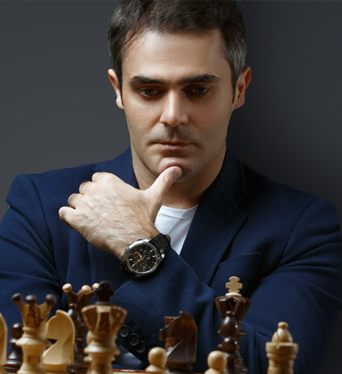 Resad Babaev Chess Master